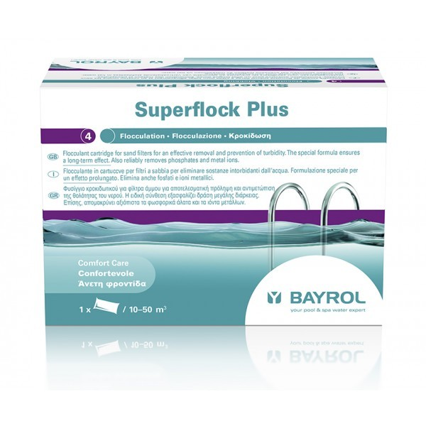 Superflock Plus 1 kg.