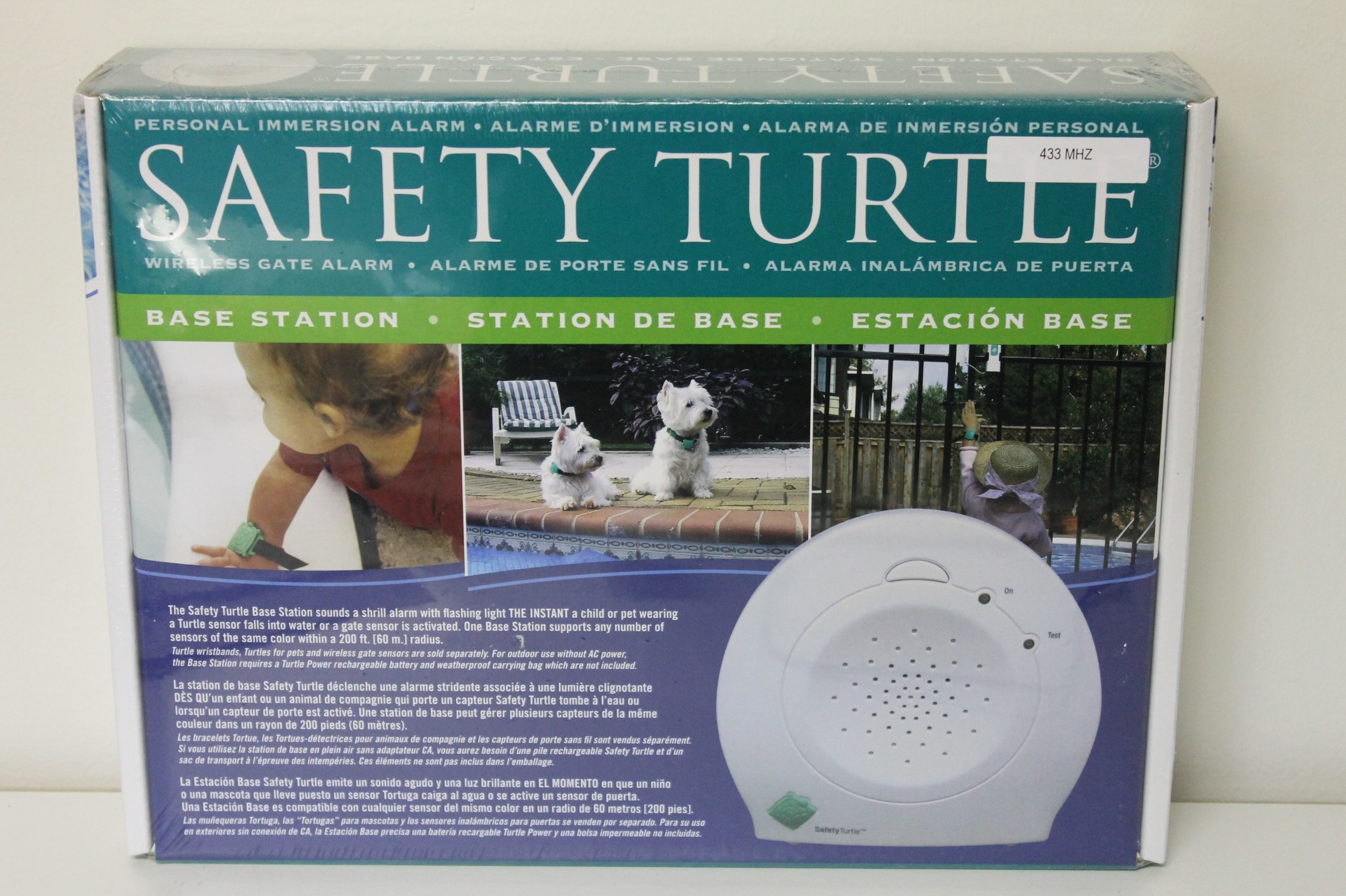 Poolalarm - Safety Turtle